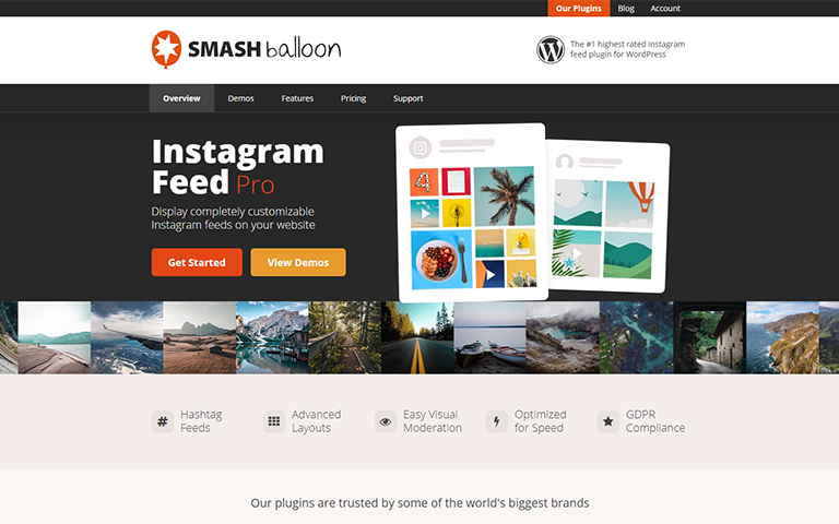 WordPressプラグイン『Smash Balloon Social Photo Feed』でInstagramをサイトに埋め込む方法